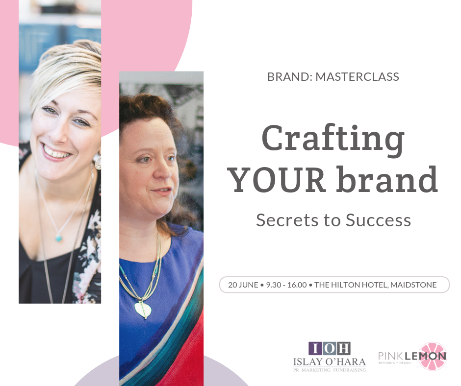 Crafting YOUR Brand - Secrets to Success
